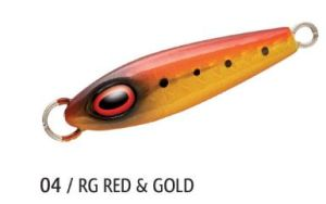 RAPTURE CHIBI GUN JIG 54MM28GR COL.RG
