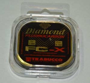 FILO TRABUCCO DIAMOND FLUORO C.MT50 -0.112