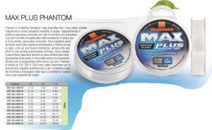 FILO TRABUCCO MAX PLUS PHANTOM MT300-030