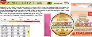 FILO TRABUCCO XPS VELVET ACCURATE MT300-022