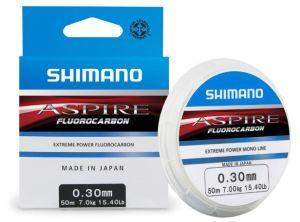 FILO SHIMANO ASPIRE FLUOROCARBON MT50-014