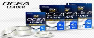 FILO SHIMANO OCEA LEADER EX FLUORO 40LBS-50MT