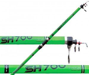 CANNA SHIZUKA SH700 MT 4,20 AZIONE 100-250GR