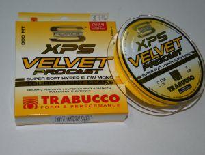 FILO TRABUCCO XPS VELVET PROCAST MT300-0.35