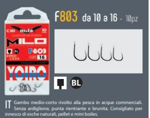 AMO MILO YOIRO F803 PZ.10