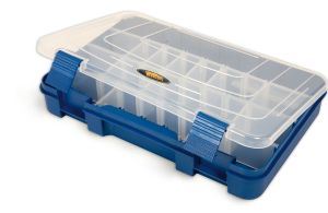 SCATOLA LINEAEFFE POLY 15 SCOMPARTI MM.276X188X75